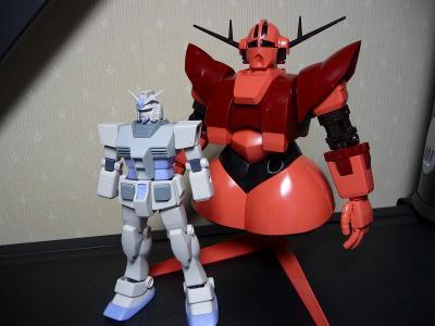 G-3&シャアジオング