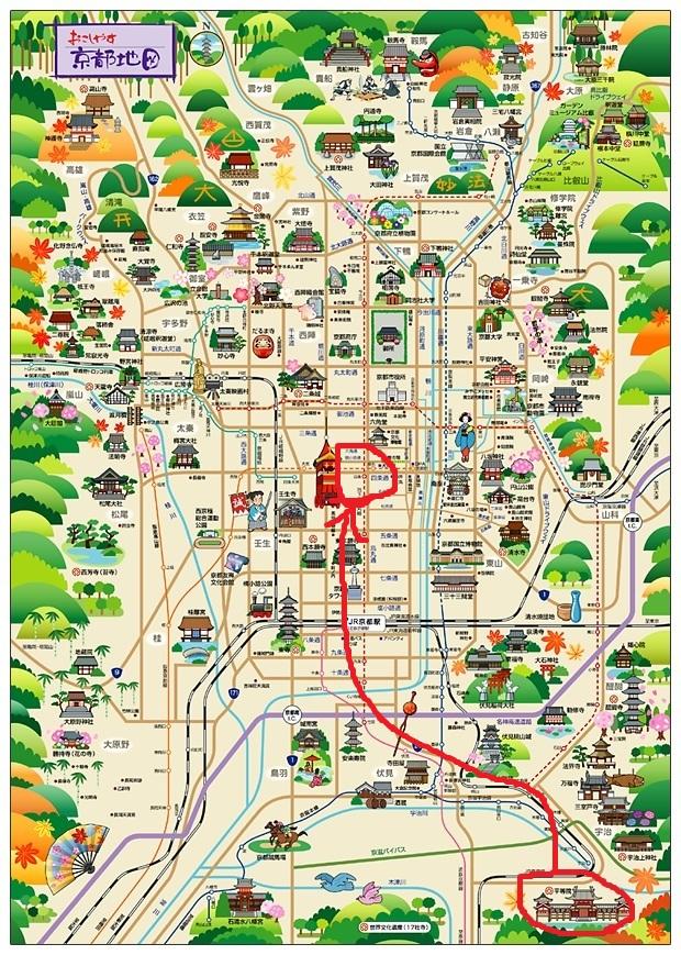 京都マップ5