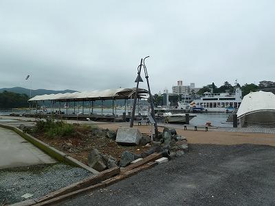 気仙沼・大島間の定期船