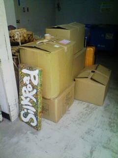 トヨロック荷物 ②