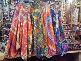 tiedye 2way pants