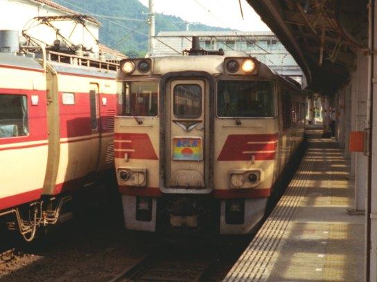 キハ181 城崎