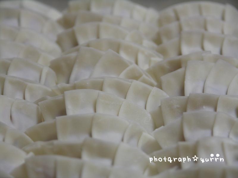 餃子(生)