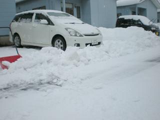 雪まみれウィッシュ