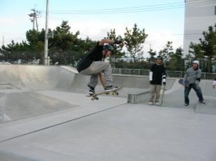 福山からのスケーター