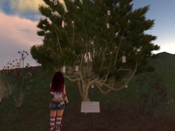 ウィッシュツリー
