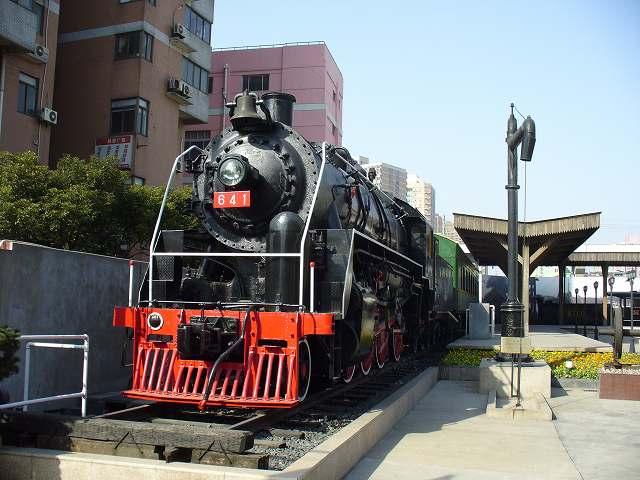 064_上海鉄路博物館