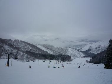 20100211 スキー場