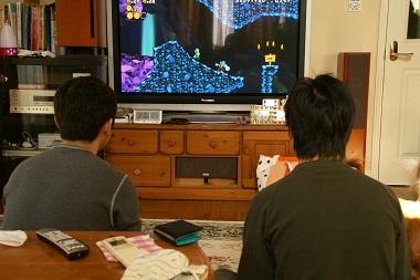 20100314 ゲーム対決