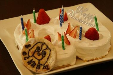 20100424 ケーキ