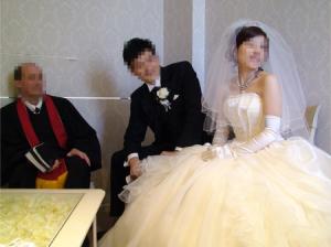 キヨピー結婚式3