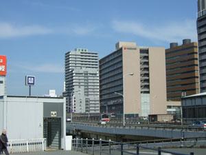 新大阪駅を脱出
