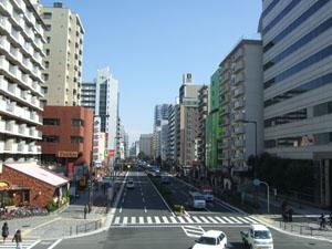 新大阪界隈の風景