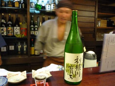 1.手打そば 丹想庵 健次郎 (純米吟醸・利根川育ち2)