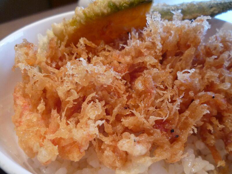 4.蕎肆 穂乃香 (かき揚げ丼アップ)