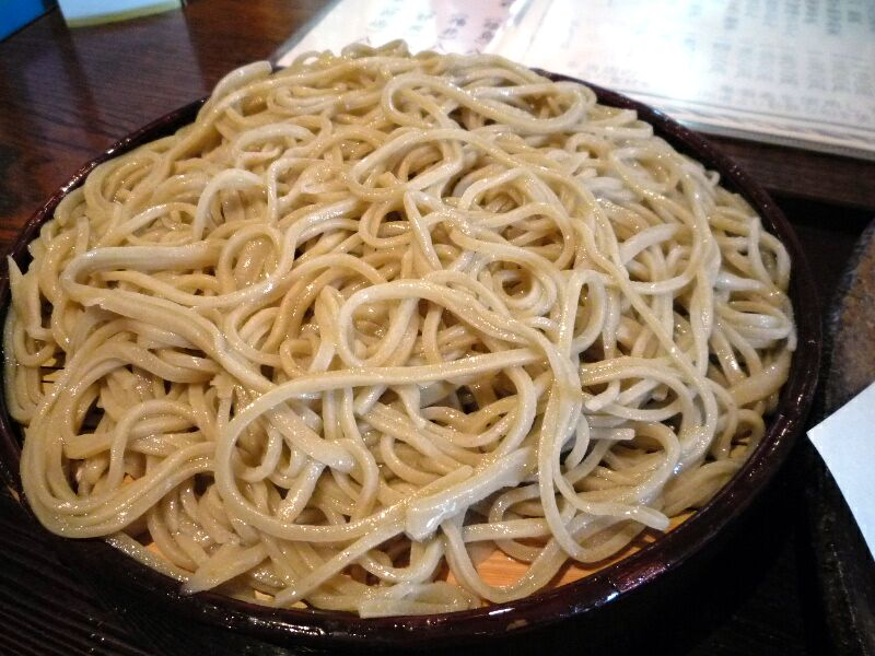 手打蕎麦 清かわ (せいろ)
