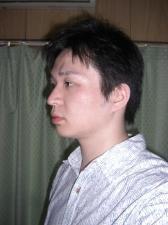 散髪アフター