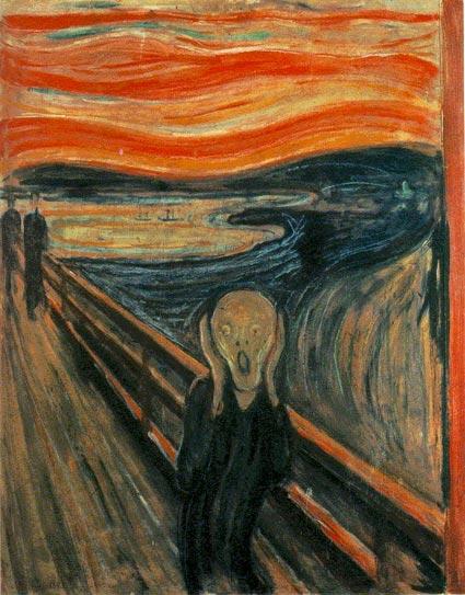 Munch - Skrik