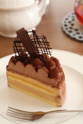 チョコケーキ4