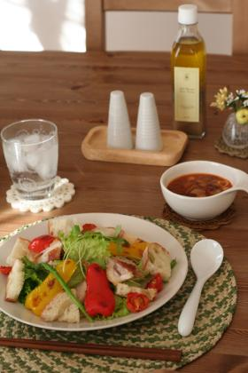 サラダパン1