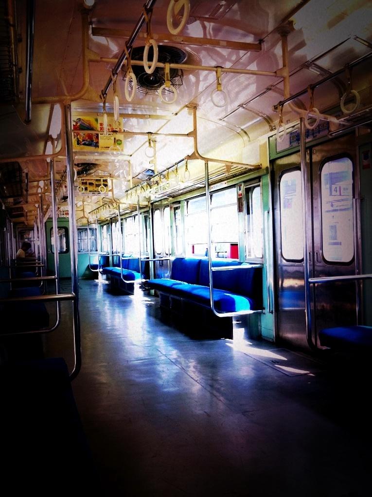 chichibu train