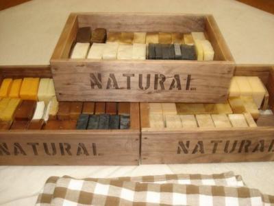 オリジナル木箱