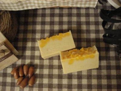 オリーブ豆乳石けん