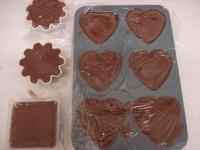 紅花チョコレート