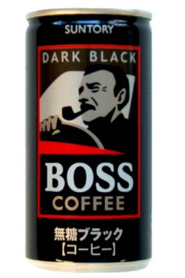 BOSS DARK BLACK