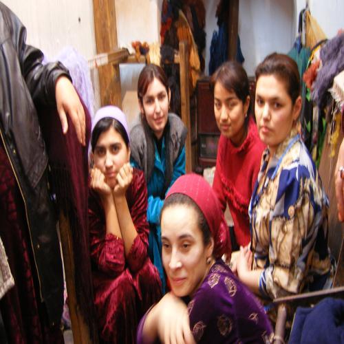 2006_0105ウズベキスタンのお姐さんたち