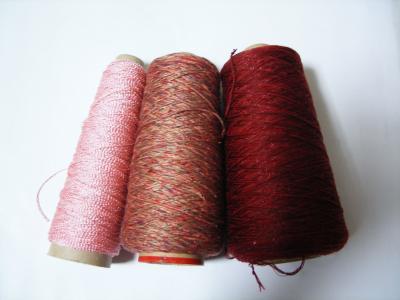 赤系シルク各種