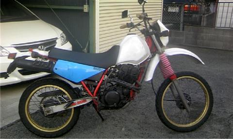 XT250T 1