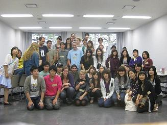 歓迎会2009(09)