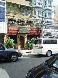 タイのSMバーDemonia