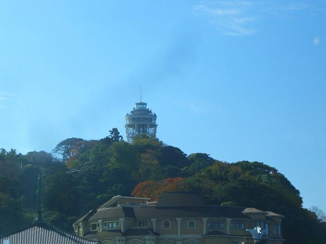 江ノ島:クリックして大きな画像でご覧ください