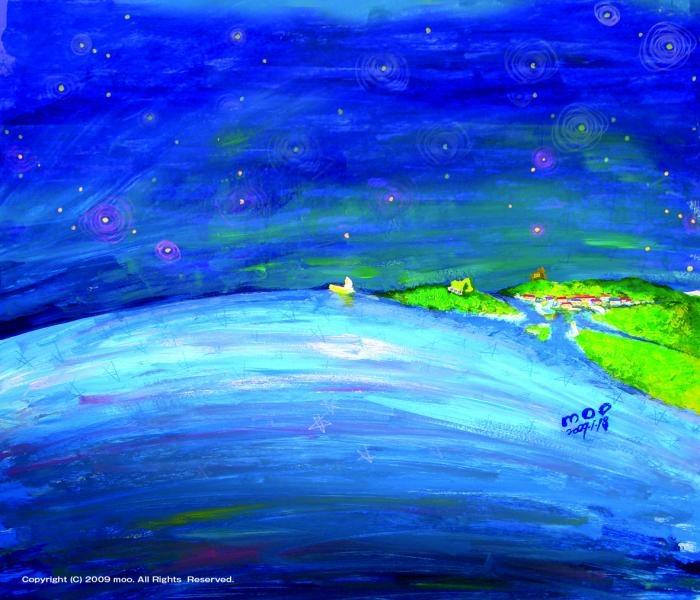 Star-Porteイメージイラスト BY moo