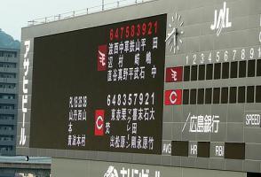09.6.18 今日のスタメン