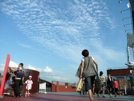 09.7.31 夏の空