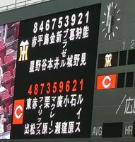 09.9.4 今日のスタメン