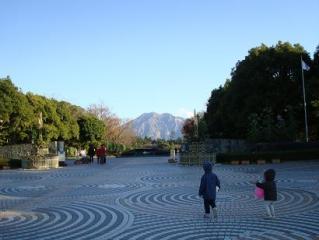 吉野公園へ 2008.12.7