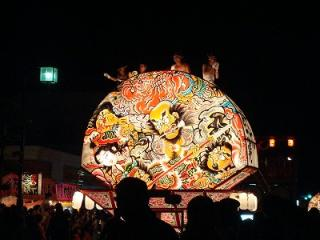 知覧 ねぷた祭り 2010.9.25