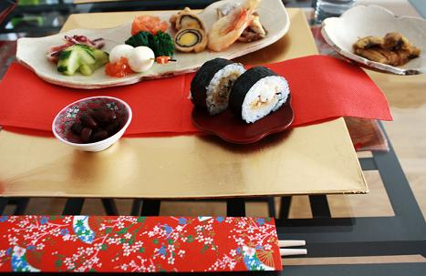 1月2日 昼食2 blog