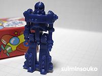ロボット_青