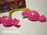 △ヘアゴム_キャンディ_ピンク