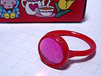 ○指輪_丸_赤&ピンク