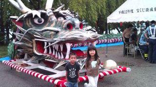 7月25日 田沢湖祭り