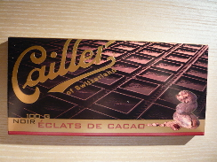 Nestlé-Cailler 《éclats de cacao》
