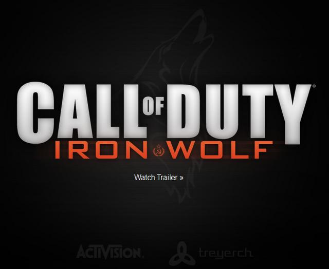The Iron Wolf Project