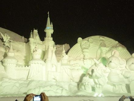 札幌雪祭り①
