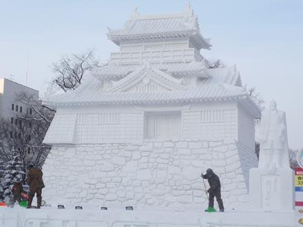 札幌雪祭り③
